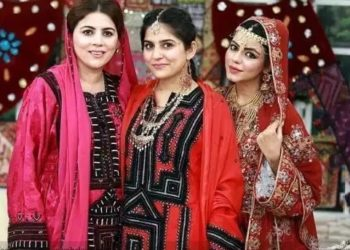 Balochi Women Dresses Available for Sale
