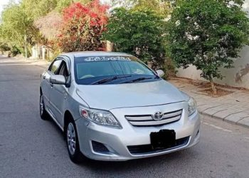 Toyota Corolla On Easy Installment