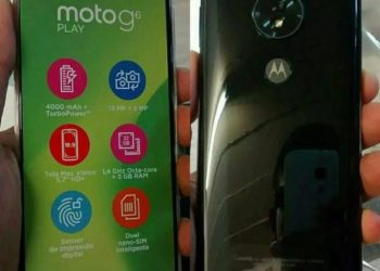 New Moto G6 Play 2gb 16gb Available Now