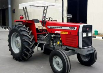 New Model MF 385 Massey Ferguson Tractors Installment