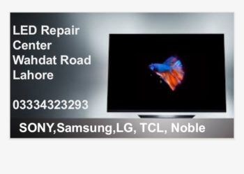 tcl led tv repair cener