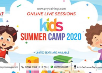Kids Summer Camp 2020 Online Live Sessions