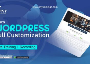 Learn WordPress Full Customization