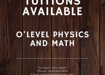 O-level Tuitions