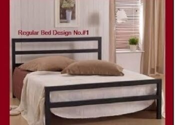 Buy New Iron Queen Size Beds available in low price range