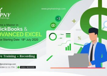 Become a Master in QuickBooks & Advanced Excel
