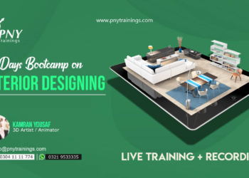 4 Days Bootcamp on Interior Designing
