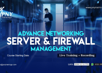 Advance Networking, Server & Firewall Management