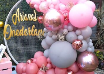Luxury Balloon Decoration