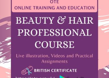 Join Beauty and Hair Professional Course