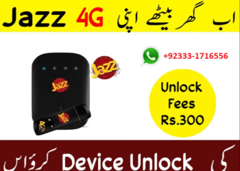 Unlock All 3G,4G Device