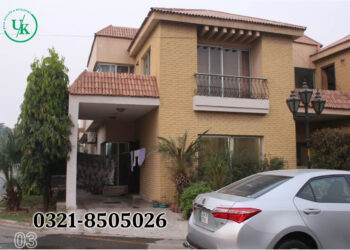 5 Marla house For sale in Safari Villas Bahria Town Lahore