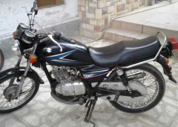 Suzuki 150 For Sale | Black Color