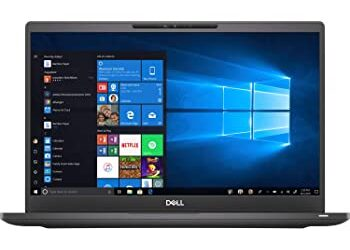 Dell Latitude 7300 Business Laptop (Core i7-8665U, 8GB, 256GB SSD, Ubu