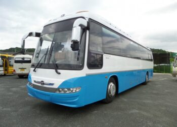 New daewoo bus availabe for urgent sale