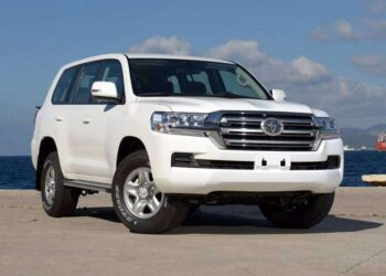 New Land cruiser For Sale on Installments