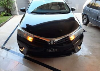 TOYOTA COROLLA GLI 2015 Now Get on 20% Down-payment and Easily Instal