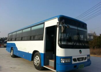 New Daewoo Bus for urgent Sale