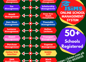 JSiMS(School Management System)
