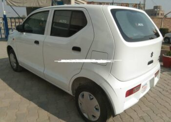 Suzuki Alto 2019 get on easy installments