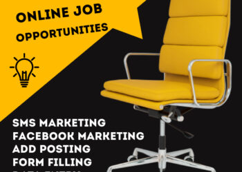 Work few hours and earn extra cash at home – Classifieds Ads posting j