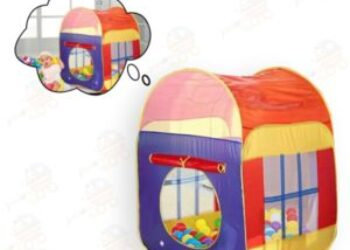 Baby Portable Play House | Juniorscart