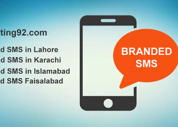 Branded SMS Marketing Services in Pakistan