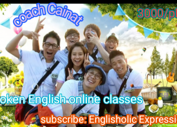 Spoken English online