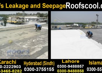 Roofscool – Roof Water & Heat Proofing Bathroom & Tank Leakage Service