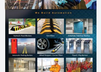 Road and commercial security equipments