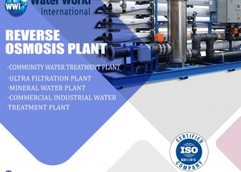 Water, Waste Water Treatment, R-O Plant.