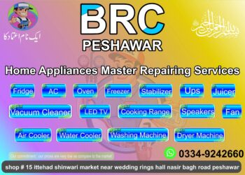SPLIT AC REPAIRING SERVICES IN PESHAWAR