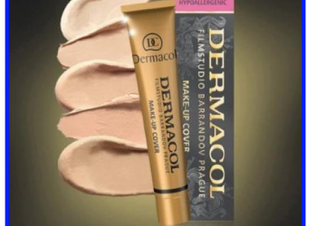 Dermacol Make Up Cover In Pakistan