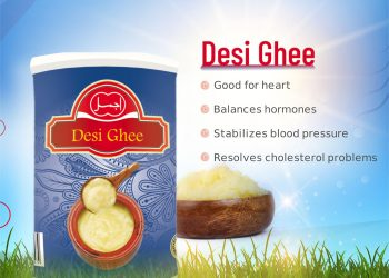 Buy Best Desi Ghee At lowest Price From Ajmal Dawakhana