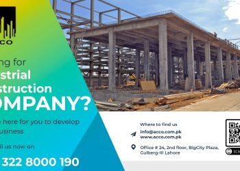 Industrial Construction Services – Ahmed Construction Company