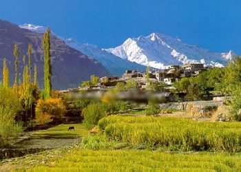 5 Days 4 Nights Hunza Valley Standard Tour
