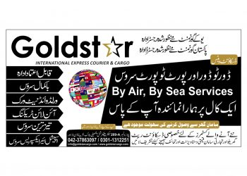 GoldStar International Express Courier & Cargo Services