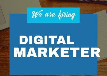 hiring qualified person for online Digital Marketing job daily