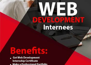 Hiring Web Development Internee.