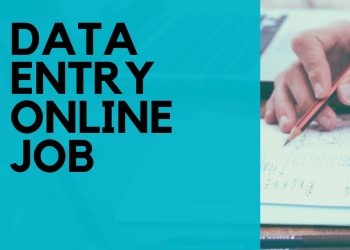 Home Based Data Entry Job Available For Students