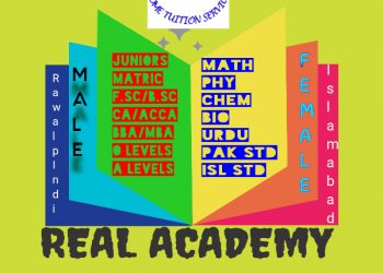 Online and home tutoring Real Academy